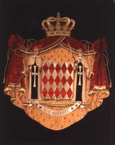 Prince's coat of arms